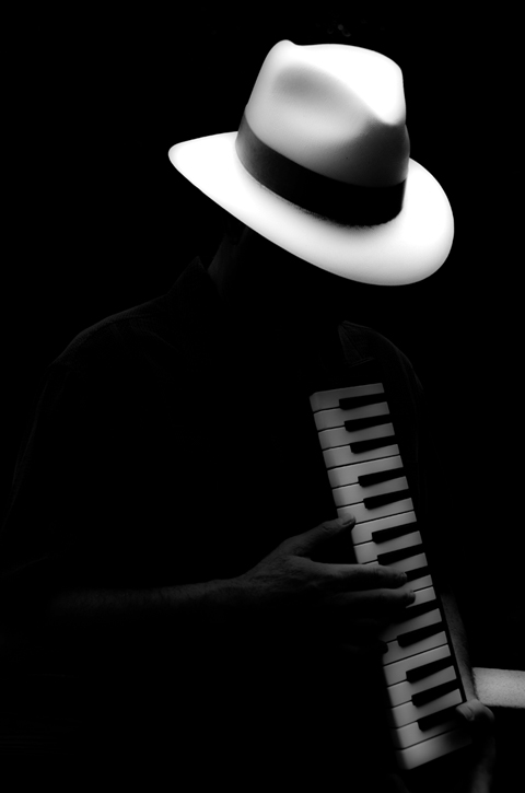Keyboard harmonca